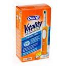 Cepillo Eléctrico Oral-B Vitality Precision Clean (naranja)