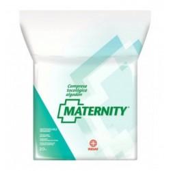 Compresa Tocológica Algodón Maternity 20 unidades