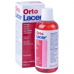Colutorio Orto Lacer 500 ml Fresa