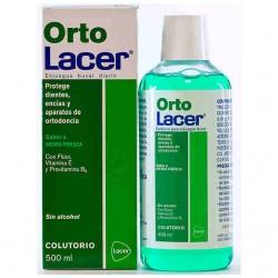 Colutorio Orto Lacer 500 ml Menta Fresca