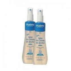 Duplo Colonia Mustela 200 ml + 200 ml