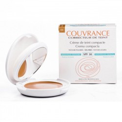 Avène Couvrance Crema Compacta 04 Oil Free 10 g