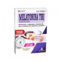 Melatonina Tri 30 Comprimidos Angelini Natura