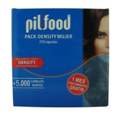 Oferta  Pack Density Woman Pilfood Complex 270 Cápsulas