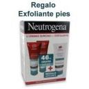 Oferta Neutrógena 2 cremas Durezas + 1 exfoliante gratis