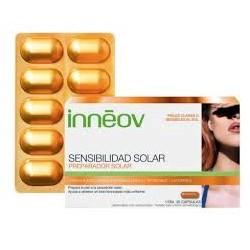 Innéov Sensibilidad solar 30 Cápsulas