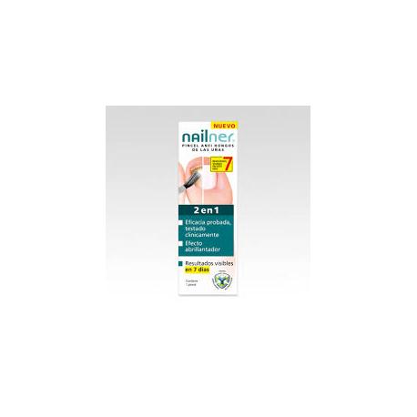 Nailner Pincel Anti Hongos De Las Uñas 5ml