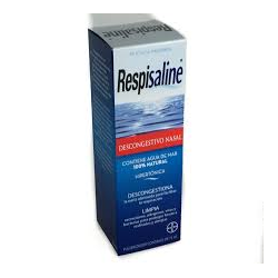 Respisaline Descongestivo Nasal Pulverizador Continuo de 75 ml