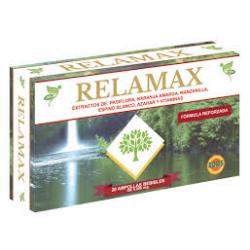 Relamax 20 Ampollas Bebibles Robis