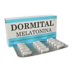 Dormital Melatonina 30 Cápsulas