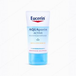Eucerin Aquaporin Active Crema Hidratante FPS 15 + UVA 40 ml