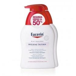 Oferta 2 unidades de Eucerin Higiene Íntima 250 ml