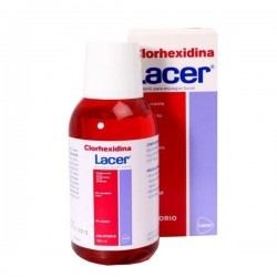 Colutorio Clorhexidina Lacer 250 ml
