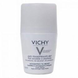Vichy Anti-Transpirante Calmante 48 Horas Desodorante Roll On 50 ml