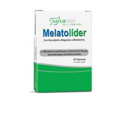 Melatolíder 30 Cápsulas
