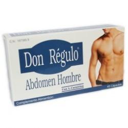 Don Régulo Abdomen Hombre 45 Cápsulas
