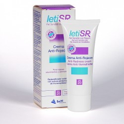 LetiSR Crema Antirojeces  40 ml