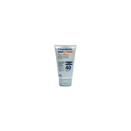 Fotoprotector Isdin SPF 40 Pediátrico Gel-Crema 150 ml