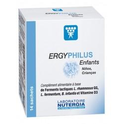 Ergyphilus Enfants Niños 14 Sobres