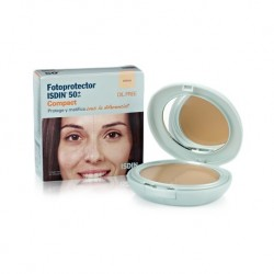 Isdin Fotoprotector Compact SPF 50 Arena 10 g