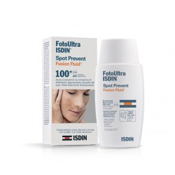 Fotoprotector Isdin Ultra SPF 100 Fusion Fluid 50 ml
