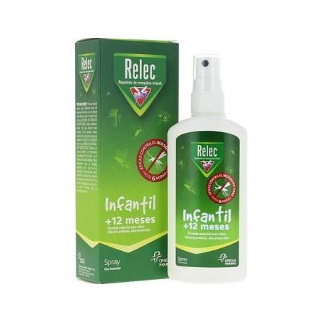 Relec Infantil +12 meses Spray 100 ml
