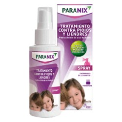 Paranix Spray Sin Aerosol 60 ml y Peine Incluído