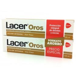 Duplo Pasta Lacer Oros 125 ml + 125 ml