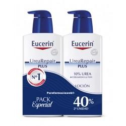 Duplo Eucerin Urea Repair Plus 10% Urea 400 + 400 ml