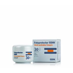 Fotoprotector Isdin SPF 30 crema antiarrugas 50 ml