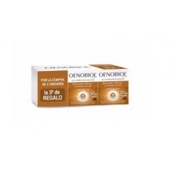 Oferta 3 cajas Oenobiol Autobronceador 3x30 Cápsulas