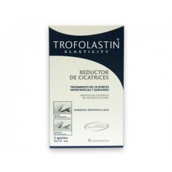 Trofolastin Reductor de Cicatrices 5 apósitos 5 x 7,5 cm