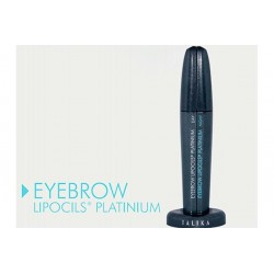 Talika Eyebrow Lipocils Platinium 2x8,5 ml