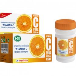 Vitamina C 30 Comprimidos ESI