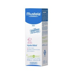 Mustela Hydra Bebé Crema Cara 40 ml