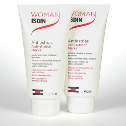Woman Isdin Duplo Antiestrías 250 + 250 ml