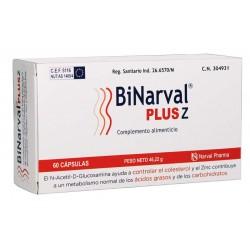 Binarval Plus Z 60 Cápsulas