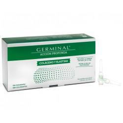 Germinal Colágeno y Elastina 30 Ampollas Monodosis