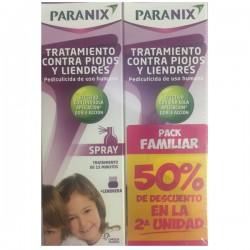 Oferta Duplo Paranix Spray 100 ml y Peine Incluído + Paranix Spray 100 ml y Peine Incluído