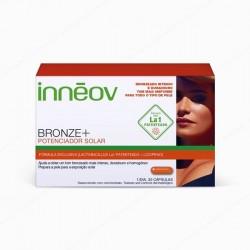 Innéov Bronze+ Potenciador Solar 30 cápsulas