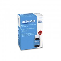 Astenolit  12 Viales 10 ml