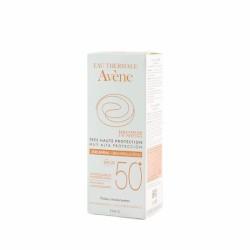 Avène Fotoprotector Crema SPF50+ Pantallas Físicas 50 ml