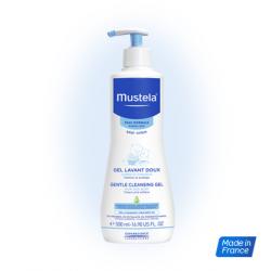 Mustela Gel Dermo-Limpiador 750 ml (gel de baño suave)