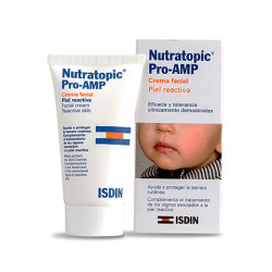 Nutratopic Crema Facial 50 ml