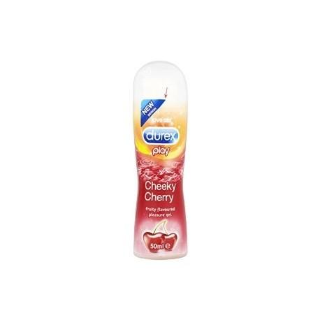Durex Play Lubricante íntimo aroma & sabor Cherry 50 ml