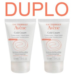Oferta Duplo Avène Crema de Manos Cold Cream 50 + 50 ml