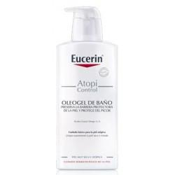 Eucerin AtopiControl Oleogel de Baño 400 ml