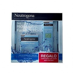 Oferta Neutrogena Hydro Boost Gel de agua 50 ml + regalo contorno de ojos anti-fatiga