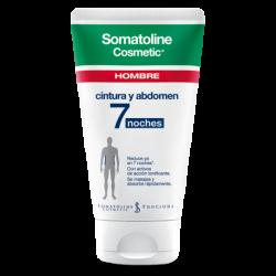Somatoline Cosmetic Hombre Cintura y Abdomen  7 Noches 250 ml
