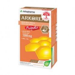 Arko Jalea Real 1000 mg + Própolis 20 ampollas